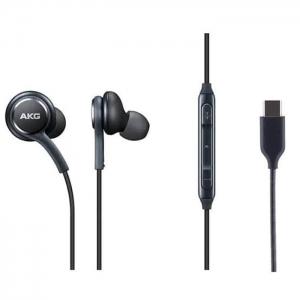 Laisvų rankų įranga ORG Samsung AKG GH59-15107A Type-C juoda