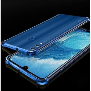 Dėklas Elegance Antishock Xiaomi Redmi Note 9 Pro / Note 9 Pro Max mėlynas