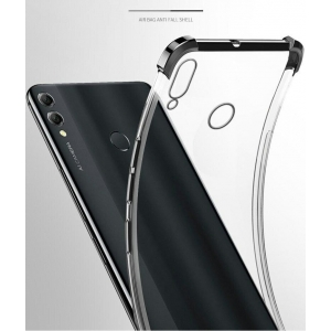 Dėklas Elegance Antishock Huawei Y6P juodas