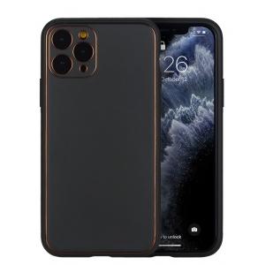 Dėklas Gold Line Apple iPhone 11 Pro juodas