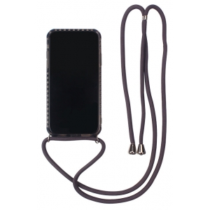 Dėklas Strap Case Samsung G980 S20 juodas