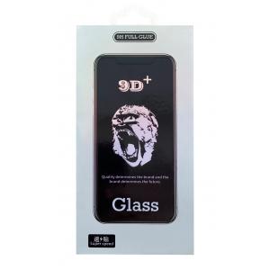 LCD apsauginis stikliukas 9D Gorilla Apple iPhone 12 mini juodas