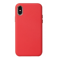 Dėklas Leather Case Apple iPhone 11 Pro raudonas