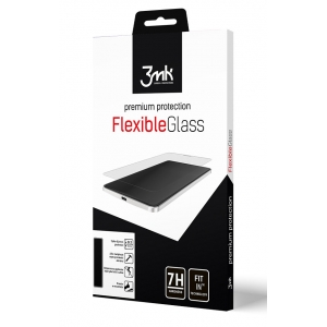 LCD apsauginė plėvelė 3MK Flexible Glass Xiaomi Redmi Note 9