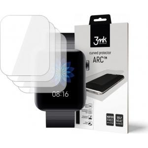 LCD apsauginė plėvelė 3MK Watch ARC Samsung Watch Active 2 44mm 3vnt