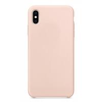 Dėklas Liquid Silicone 1.5mm Apple iPhone 11 Pro Max rožinis