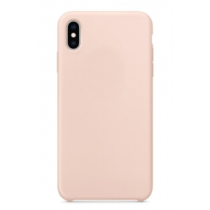 Dėklas Liquid Silicone 1.5mm Apple iPhone 11 Pro Max rožinis