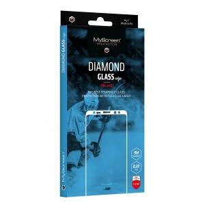 LCD apsauginis stikliukas MyScreen Diamond Edge Full Glue Apple iPhone 12 mini juodas