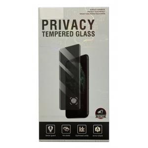 LCD apsauginis stikliukas Full Privacy Apple iPhone XS Max / 11 Pro Max juodas