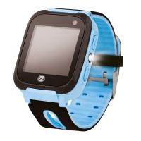 Išmanusis laikrodis Forever Call Me KW-50 mėlynas