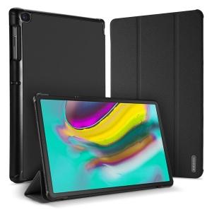 Dėklas Dux Ducis Domo Samsung T970 / T976 Tab S7+ juodas