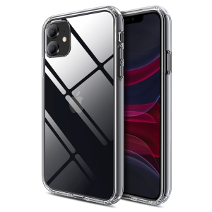 Dėklas X-Level Space II Apple iPhone XR skaidrus