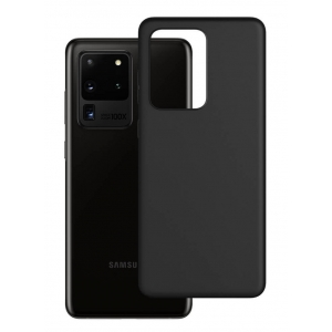 Dėklas 3mk Matt Case Xiaomi Redmi 9C juodas