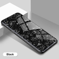Dėklas Marble Apple iPhone X / XS juodas