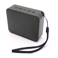 Bluetooth nešiojamas garsiakalbis Setty Speaker W5r juodas