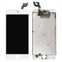 Ekranas Apple iPhone 6S Plus su lietimui jautriu stikliuku (Refurbished) baltas originalus