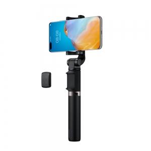 Asmenukių lazda Huawei AF15 Pro su pulteliu ir trikojo funkcija juoda