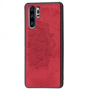 Dėklas Mandala Samsung G998 S21 Ultra / S30 Ultra raudonas