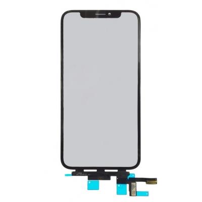 Lietimui jautrus stikliukas + OCA Apple iPhone X ORG