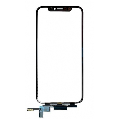 Lietimui jautrus stikliukas + OCA Apple iPhone XS ORG