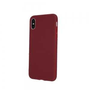 Dėklas Rubber TPU Samsung S21 Plus / S30 Plus bordo