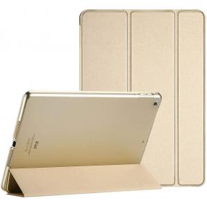 Dėklas Smart Soft Apple iPad 10.2 2019 auksinis