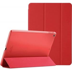 Dėklas Smart Soft Apple iPad 9.7 2018 / iPad 9.7 2017 raudonas