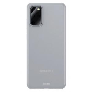 Dėklas Baseus Wing Samsung G986 S20 Plus / S11 baltas WISAS20P-02