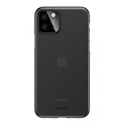 Dėklas Baseus Wing Apple iPhone 11 Pro juodas WIAPIPH58S-01