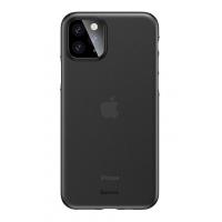 Dėklas Baseus Wing Apple iPhone 11 Pro Max juodas WIAPIPH65S-01