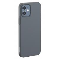Dėklas Baseus Comfort Apple iPhone 12 mini juodas WIAPIPH54N-SP01