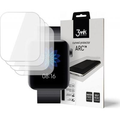 LCD apsauginė plėvelė 3MK Watch ARC Xiaomi Amazfit GTR 2 3vnt