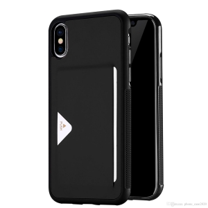 Dėklas Dux Ducis Pocard Apple iPhone 12 / 12 Pro juodas
