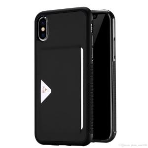 Dėklas Dux Ducis Pocard Apple iPhone 12 Pro Max juodas