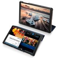 Dėklas Dux Ducis Domo Apple iPad Air 2020 10.9 tamsiai mėlynas