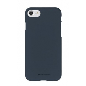 Dėklas Mercury Soft Jelly Case Huawei P20 Lite tamsiai mėlynas