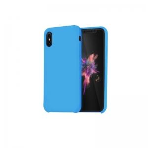 Dėklas Hoco Pure Series Apple iPhone 12 / 12 Pro mėlynas