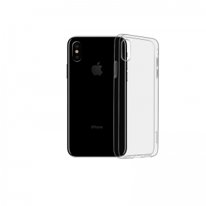 Dėklas Hoco Light Series Apple iPhone 12 / 12 Pro juodas