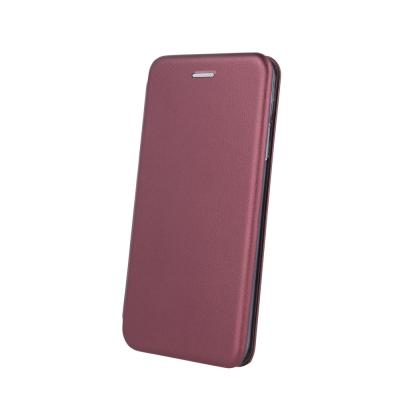 Dėklas Book Elegance Samsung G990 S21 bordo