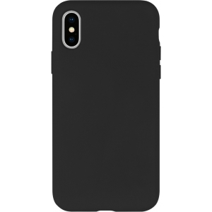 Dėklas Mercury Silicone Case Samsung A725 A72 juodas