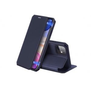 Dėklas Dux Ducis Skin X Apple iPhone 12 / 12 Pro tamsiai mėlynas