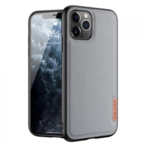Dėklas Dux Ducis Fino Apple iPhone 12 mini pilkas