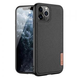Dėklas Dux Ducis Fino Apple iPhone 12 / 12 Pro juodas