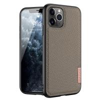 Dėklas Dux Ducis Fino Apple iPhone 12 / 12 Pro chaki