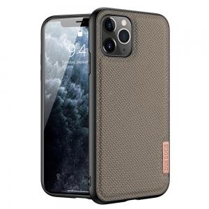 Dėklas Dux Ducis Fino Apple iPhone 12 Pro Max chaki