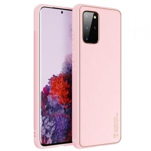 Dėklas Dux Ducis Yolo Apple iPhone 12 rožinis