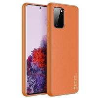 Dėklas Dux Ducis Yolo Apple iPhone 12 oranžinis