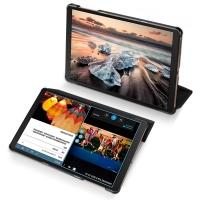 Dėklas Dux Ducis Domo Lenovo Tab M10 HD Gen.2 10.4 juodas