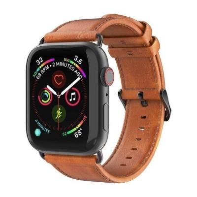 Apyrankė Dux Ducis Business Version 42 / 44mm Apple Watch ruda