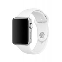 Apyrankė originali Apple Watch 38mm Sport Strap S / M -M / L balta